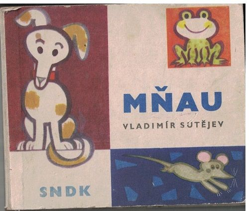 Mňau - V. Sutějev