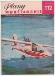 Plany modelarskie 112 - J-1 Przasniczka