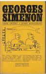 Sedm křížků a jeden ministrant - Georges Simenon
