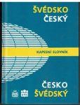 Švédsko-český a česko-švédský slovník - Z. Hlavičková