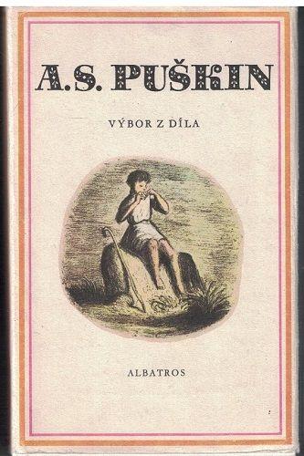 Výbor z díla - A. S. Puškin