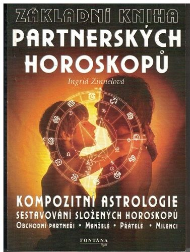 Základní kniha partnerských horoskopů - I. Zimmelová