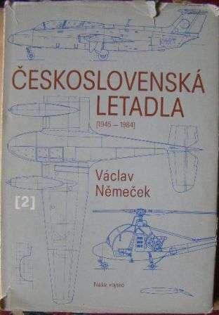 Československá letadla 1945 - 1984 - V. Němeček