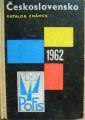 Československo - katalog známek 1962