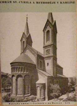Chrám sv. Cyrila a Metoděje- Karlín