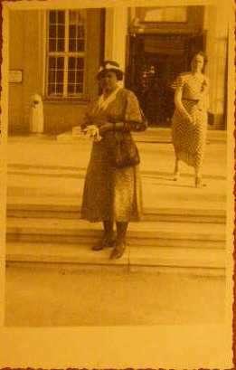 Františkovy Lázně 1934