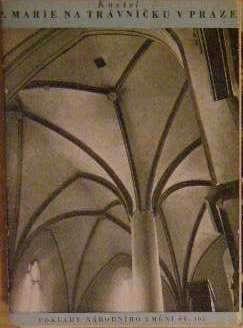 Kostel Panny Marie na Trávníčku - Praha
