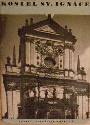 Kostel sv. Ignáce - Praha