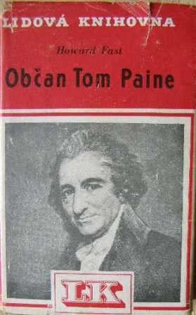 Občan Tom Paine - H. Fast