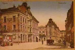 Opava (Troppau) - Panská ulice 1916 - reprint