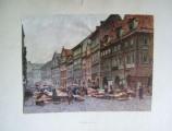 Praha - Zelený trh