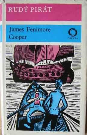 Rudý pirát - J. F. Cooper