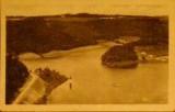 Vranov nad Dyjí - zatopená kaple