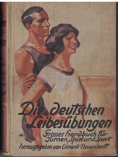 Die deutschen Liebesübungen