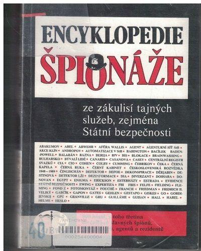 Encyklopedie špionáže