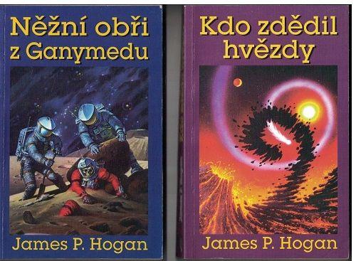 Kdo zdědil hvězdy, Nežní obři z Ganymedu - James Hogan