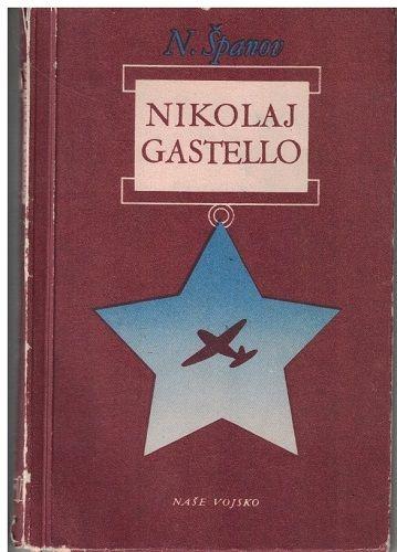 Nikolaj Gastello - N. Španov
