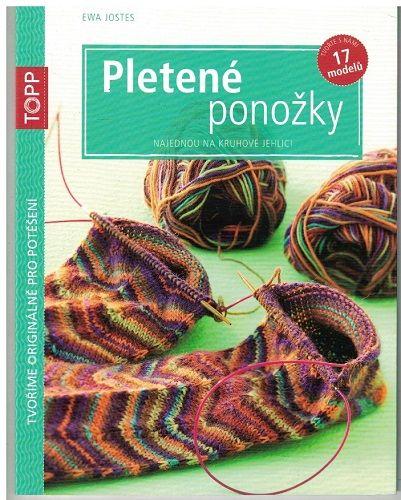 Pletené ponožky - Ewa Jostes