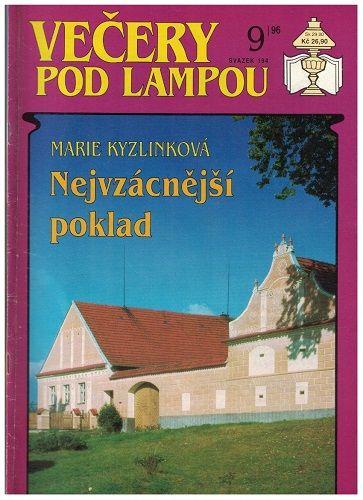 Večery pod lampou sv. 194 - Nejvzácnější poklad - Marie Kyzlinková