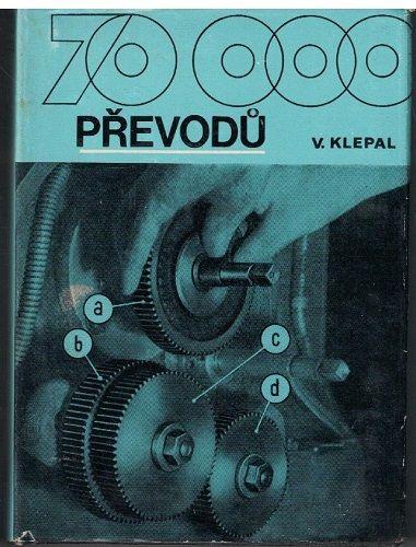 70 000 převodů - V. Klepal