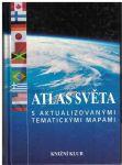 Atlas světa - klasické i tematické mapy