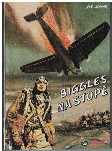 Biggles na stopě - W. E. Johns