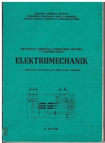 Elektromechanik pro důlní stroje a zařízení