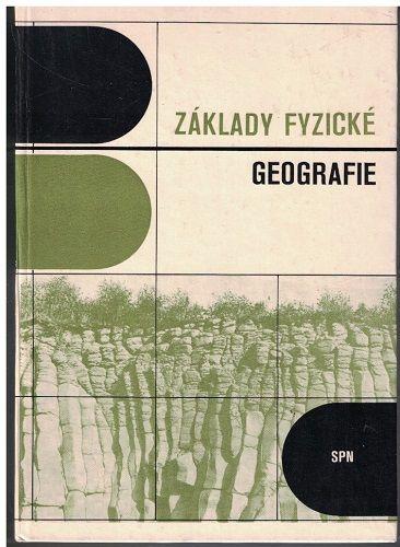 Základy fyzické geografie - Horník a kol.
