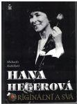 Hana Hegerová originální a svá - M. Košťálová
