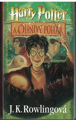 Harry Potter a Ohnivý pohár - J. K. Rowlingová