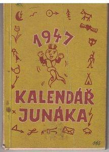 Kalendář Junáka 1947