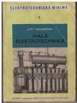 Malá elektronika - Jiří Trůneček
