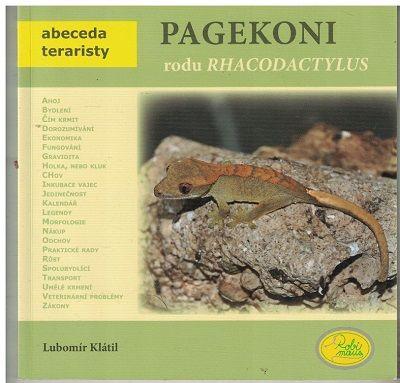 Pagekoni rodu Rhacodactylus - L. Klátil