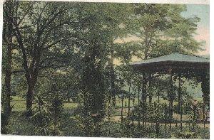 Třeboň - park