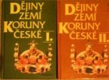 Dějiny zemí Koruny české I a II.