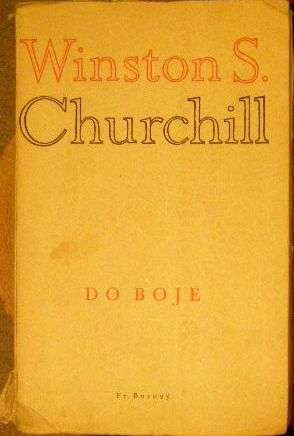 Do boje - W. S. Churchill