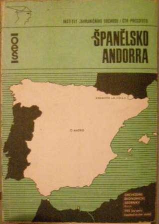 Španělsko, Andorra - obchodně-ekonomický sborník