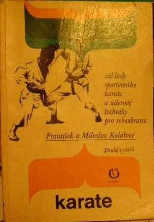 Karate - F. a M. Kolářové