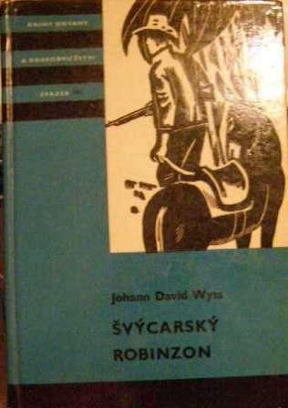 KOD Švýcarský robinzon - J. D. Wyss