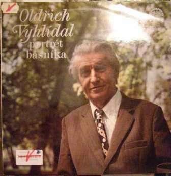 LP Oldřich Vyhlídal - portrét básníka