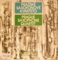 LP Pražské saxofonové kvarteto