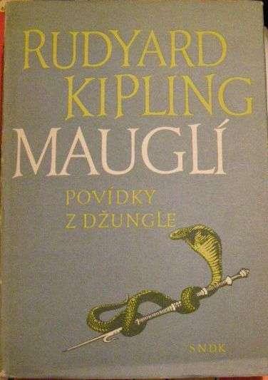 Mauglí (povídky z džungle) - R. Kipling, il. Z. Burian