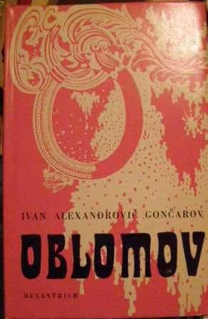 Oblomov - I. A. Gončarov