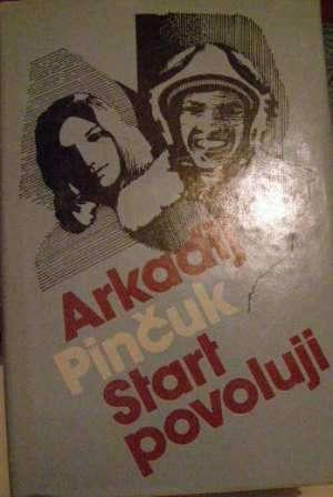 Start povoluji - A. Pinčuk