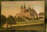 Svatý Kopeček u Olomouce - za sklem