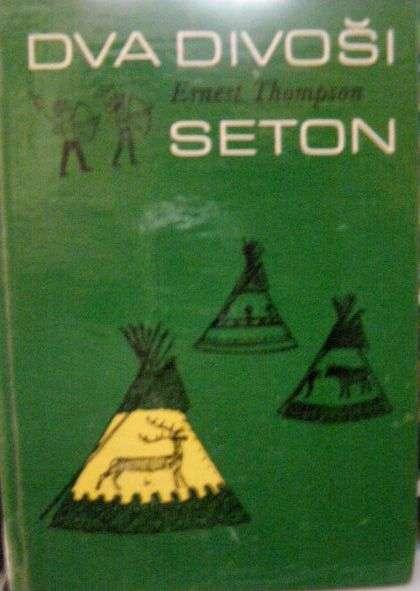 Dva divoši - E. T. Seton