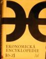 Ekonomická encyklopedie 2 - O až Z