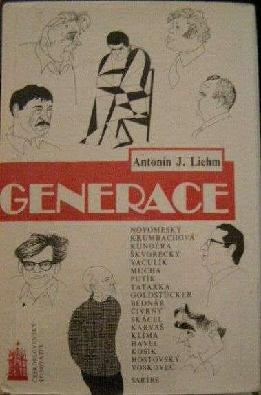 Generace - A. J. Liehm