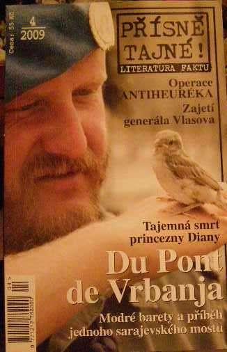 Přísně tajné ! 4/2009 - Zajetí generála Vlasova, Machnówka (boje u Dukly) atd.