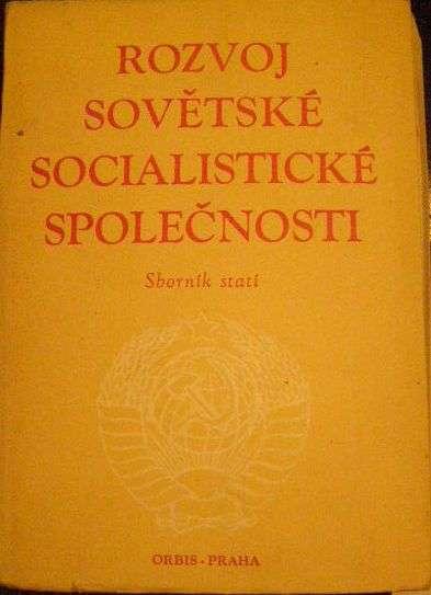 Rozvoj sovětské socialistické společnosti